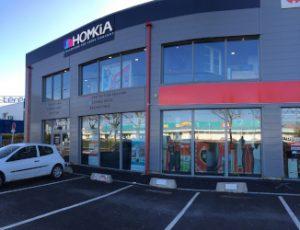 Homkia poursuit son développement