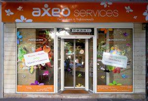 franchise AXEO Services, un réseau convivial et participatif