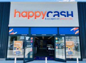 Le franchiseur Happy Cash se lance dans la vente en ligne