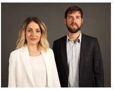 Betty VINETOT et Jérémy LIZAROT, franchisée et franchiseur Kid's Poux