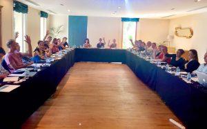 Réunion G20 du réseau Dietplus