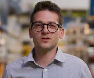 Julien Le Corre, franchisé Bureau Vallée