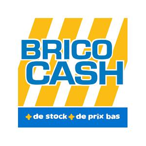 Logo franchise Brico Cash