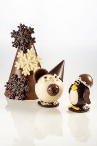 Collection de Noël Réauté Chocolat
