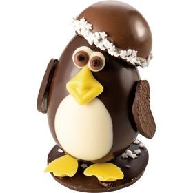 Pingouin Noël féerique - Réauté Chocolat