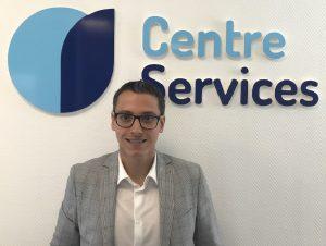 Sébastien Perez, franchisé Centre Services à Lagny-sur-Marne