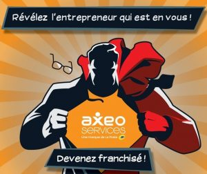 Franchise AXEO Services Franchise Event Rennes