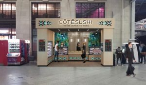 Corner Côté Sushi Gare de Lyon