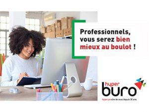 Franchise Hyperburo: « Professionnels, vous serez bien mieux au boulot ! »