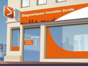 Reprendre dans le diagnostic immobilier et le BTP avec Diagamter