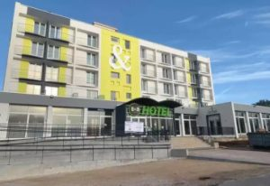 Le nouveau B&B HOTEL Chaumont