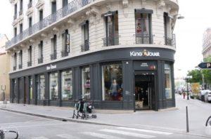 King Jouet prévoit de décliner son nouveau concept dans toutes les villes de France.