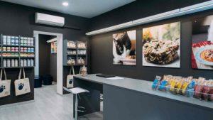 Ouverture d'une nouvelle boutique Pet's Planet à Pérouse en Italie