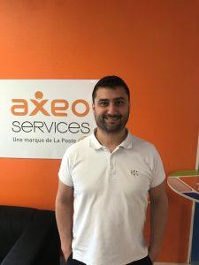 Benoit Sitbon, franchisé AXEO Services à Saint Germain en laye