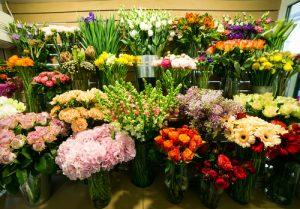Les fleurs, un marché florissant !