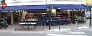 Nouvelle boutique Monceau Fleurs à Clamart