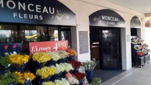 Nouvelle boutique Monceau Fleurs à Garche