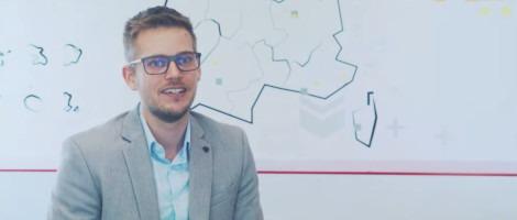 Clément Aubrée, licencié de marque Plus que PRO dans l'Hérault