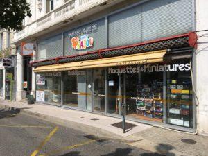 Un magasin Jouets Sajou à Saint-Étienne
