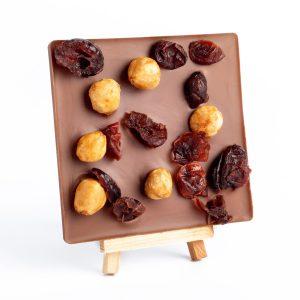 Yves Thuriès carré chocolat lait