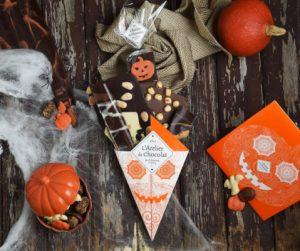 L'Atelier du Chocolat vous réserve des surprises pour Halloween !