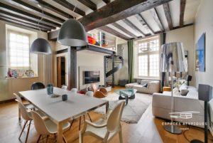 Espaces Atypiques aborde l'immobilier avec une vision bien particulière