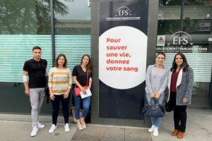 First Stop implique ses salariés dans des initiatives solidaires