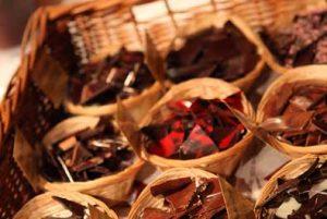 Pause dégustation - parcours découverte du chocolat par L'Atelier du Chocolat