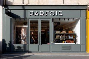 Parfois inauguré sa 1000ème boutique à Paris
