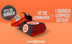 Speed Burgerse mobilise pour la Journée Internationale du Hamburger