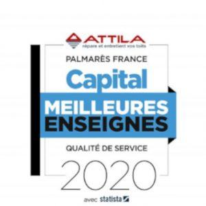 La franchise Attila désignée Meilleure Enseigne 2020