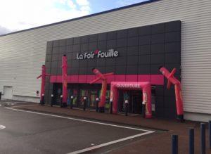 La franchise La Foir'Fouille termine l'année 2019 sur une note positive