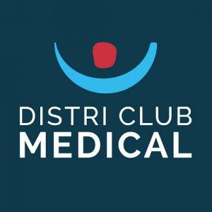 Franchise Distri Club Médical logo