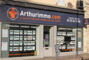 Agence d'Antibes Arthurimmo.com