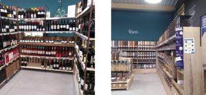 Intérieur magasin Biocoop Montech