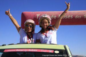 Les franchisées Dietplus Cindy Nardi et Constance Charavay