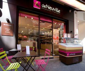 Boutique de Neuville Paris Nation