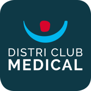 Franchise Distri Club Médical logo