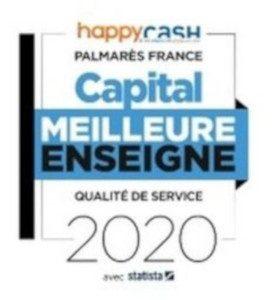 La franchise Happy Cash désignée Meilleure Enseigne 2020