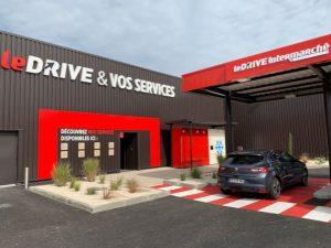 La franchise Intermarché : le circuit ultra-court pour les clients drive