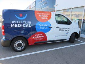 La franchise Distri Club Médical : des services de proximité à domicile