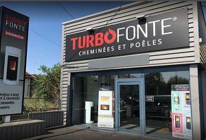 Le poêle TAL de la franchise Turbo Fonte
