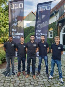 Cuisines Venidom : un 1er séminaire réussi en Allemagne !