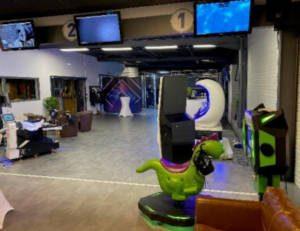 intérieur centre Virtuel Center