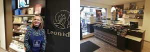 Boutique Leonidas Aulnoye-Aymeries (59)