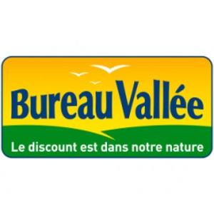 Logo franchise Bureau Vallée