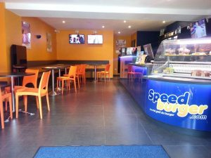 Place aux restaurants Speed Burger !