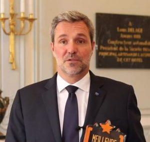 Yann Jéhanno, Président de Laforêt