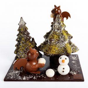 Collection Noël Yves Thuriès - la bataille de boule de neige