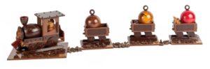 Collection Noël Yves Thuriès - le petit train d'antan